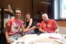 Tai Chi und Qi Gong Abteilung im Radio KW